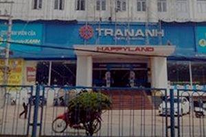 Trộm 'thăm' siêu thị Trần Anh, nẫng lô điện thoại trị giá 300 triệu đồng