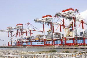 Dịch vụ cảng biển: làm tốt rồi tăng giá cũng chưa muộn