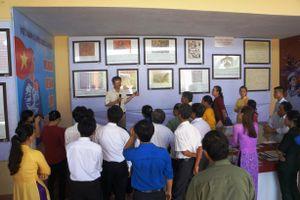 Triển lãm bằng chứng pháp lý Hoàng Sa - Trường Sa của Việt Nam