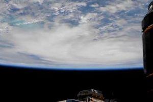 Siêu bão Michael nhìn từ trạm vũ trụ ISS
