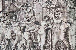Tiểu thuyết khiêu dâm 200 năm trước sắp được bán đấu giá