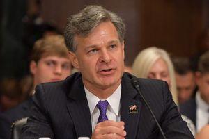Giám đốc FBI: Trung Quốc nguy hiểm đối với an ninh Mỹ hơn Nga