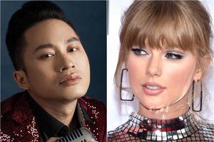 Chê nhạc Taylor Swift, Tùng Dương gây tranh cãi