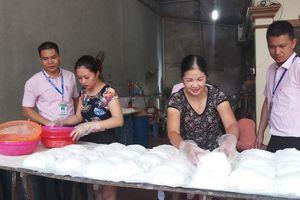 NHCSXH quận Nam Từ Liêm: Hỗ trợ vốn giúp người dân phát triển nghề truyền thống