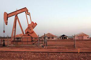 Giá dầu mất gần 2,3% theo đà lao dốc của chứng khoán Mỹ