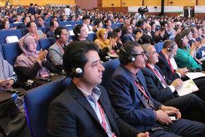 Khai mạc phiên họp Đại hội đồng Hiệp hội Đô thị khoa học thế giới lần thứ 11 tại Bình Dương