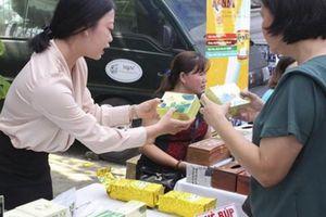 Nhiều nữ nông dân được tôn vinh trong Ngày hội phụ nữ khởi nghiệp