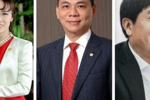 Thứ 5 'kinh hoàng', tài sản của 3 tỷ phú USD Việt 'bốc hơi' hơn 8.000 tỷ đồng