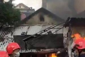 Huế: Cụ bà tử vong vì mắc kẹt trong ngôi nhà bị lửa thiêu rụi