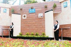 Xây dựng nhà vệ sinh công cộng văn minh
