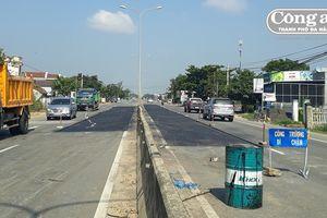 Cao tốc Đà Nẵng - Quảng Ngãi và tuyến Quốc lộ 1A qua Quảng Nam: Nhiều đoạn hư hỏng, xuống cấp