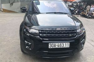 'Soi' Range Rover Evoque Black Edition chỉ 1,69 tỷ