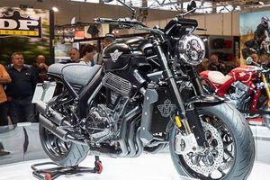 Xe môtô Horex VR6 Raw động cơ khủng chốt giá 931 triệu