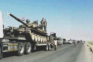 Syria điều tiếp viện hùng hậu tới Sweida, sắp 'kết liễu' IS tại al-Safa