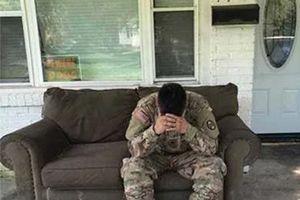 Lính Mỹ bị trộm hết tài sản vì bão tặng lại toàn bộ tiền quyên góp