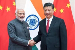 Trung Quốc muốn cùng Ấn Độ xây dựng trật tự quốc tế công bằng hơn