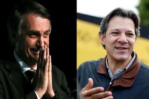Brazil: Bầu cử thời biến động