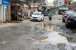 Con đường 'đau khổ' giữa trung tâm Đà Lạt