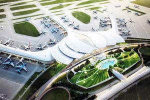Giải phóng mặt bằng sân bay Long Thành chậm tiến độ vì 'chưa có tiền lệ'