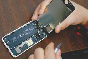 Apple tổn thất hàng tỉ USD do gian lận bảo hành ở Trung Quốc