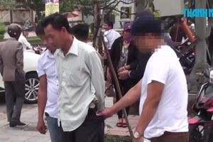 Mật phục bắt người đàn ông vận chuyển ma túy từ Lào về Việt Nam