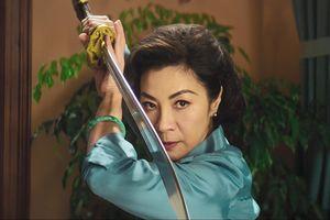Dương Tử Quỳnh làm 'đả nữ' trong 'Diệp Vấn ngoại truyện'