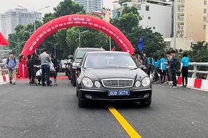 Hà Nội thông xe cầu vượt An Dương hơn 300 tỷ đồng