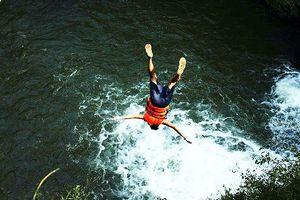 Không tổ chức nhảy thác ở tầng số 5 của thác Datanla