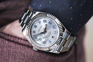 Nhìn đồng hồ đoán khát vọng doanh nhân