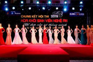 Nữ sinh ngành Giáo dục tiểu học trở thành Hoa khôi sinh viên Nghệ An