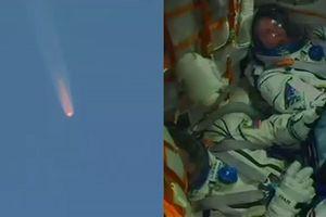 Gặp sự cố 2 phút sau khi rời bệ phóng, tàu vũ trụ Nga hạ cánh khẩn cấp