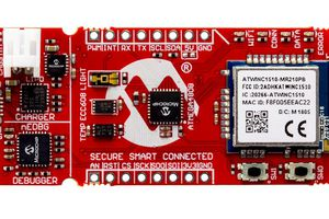 Microchip ra mắt các ứng dụng kết nối an toàn bằng thao tác đơn giản