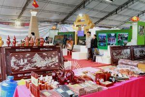Gần 250 doanh nghiệp tham gia hội chợ 'Hanoi Gift Show 2018'
