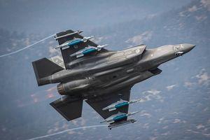 Mỹ thử nghiệm bổ sung chiến đấu cơ F-35