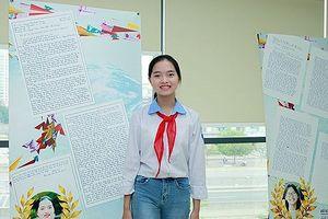 Học sinh Việt Nam đoạt giải Ba quốc tế cuộc thi viết thư UPU lần thứ 47