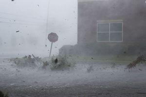 Gió giật tới 250 km/h, siêu bão Michael tàn phá khủng khiếp nước Mỹ