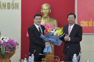Giám đốc TTHC công tỉnh Quảng Ninh giữ chức Bí thư Huyện ủy Vân Đồn
