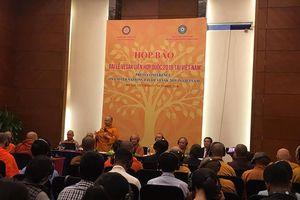 Việt Nam đăng cai tổ chức Đại lễ Vesak Liên Hợp Quốc 2019