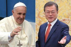 Vatican đợi lời mời từ nhà lãnh đạo Triều Tiên