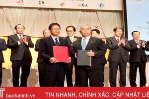 Hoàn tất đàm phán hợp đồng dự án Nhà máy Nhiệt điện Vũng Áng II