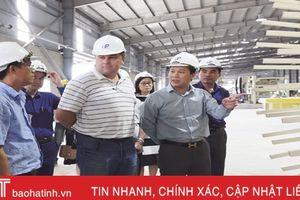 Tháng 12/2018, đưa Nhà máy sản xuất gỗ Thanh Thành Đạt vào hoạt động