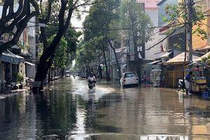 Hình ảnh thành phố Cần Thơ ngập nặng ngày thứ 5 liên tiếp