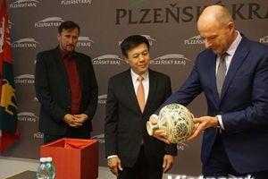 Việt Nam và Séc thúc đẩy hợp tác kinh tế giữa các địa phương