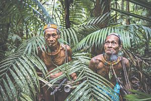 Những bộ lạc sở hữu khả năng kỳ lạ về sức khỏe