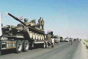 Syria đưa một loạt lính đặc nhiệm và vũ khí tới Sweida kết liễu IS