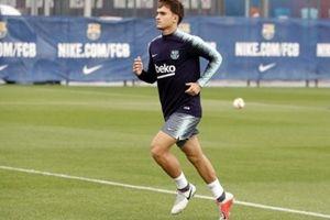 Không Messi, đây là cách các sao Barca tập luyện
