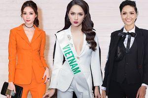 Thay vì hở tàn bạo, H'Hen Niê, Đặng Thu Thảo, Hương Giang lại chọn cách này để khiến fan tâm phục khẩu phục