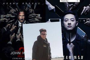Designer của poster phim 'Lời kết bạn chết chóc' lên tiếng sau khi bị tố đạo ý tưởng 'John Wick 2'