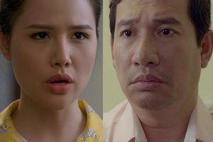 'Yêu thì ghét thôi' tập 12: Mối quan hệ giữa Kim và bố đẻ ngày càng mâu thuẫn