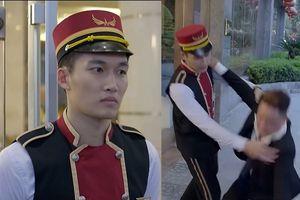 'Yêu thì ghét thôi' tập 12: Du đổi tính, côn đồ hơn cả ông Quang quác của NSƯT Chí Trung